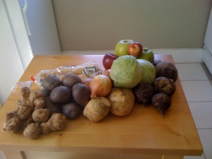 Box o' Local Produce